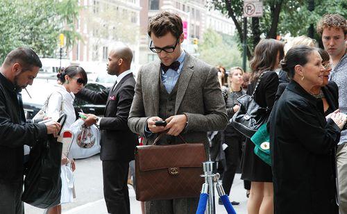 Jakjil chanel briefcase