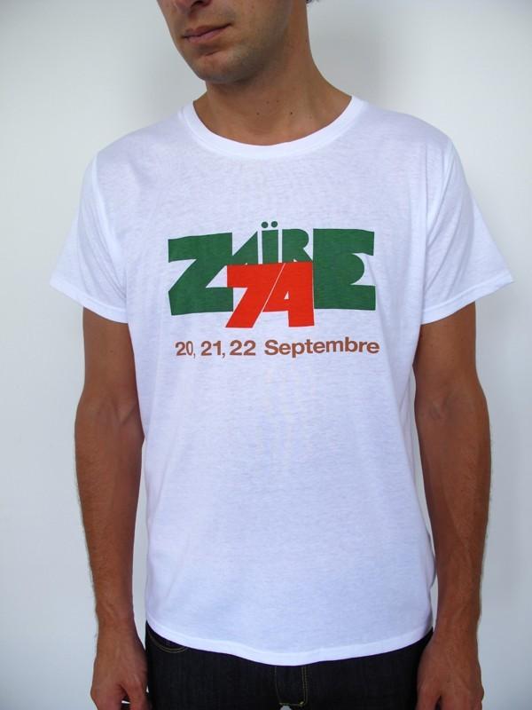 Zaire shirt