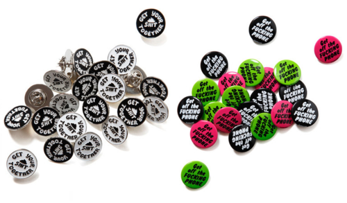 Supreme pins fall 2010