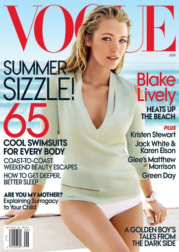 Vogue june 2010 cover