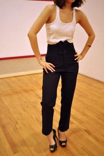 Margeila high waisted pants
