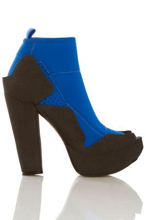 Tron legacy blue shoe