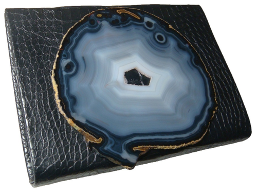 Paige gamble steel agate alligator