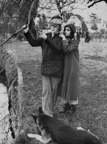 Michael-Caine-and-his-wife-Shakira-michael-caine-quantock
