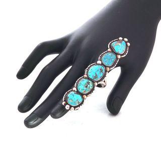 Navajo finger